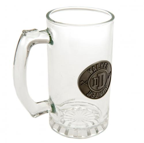 The Walking Dead Glass Tankard