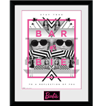 Barbie - Stay True Framed Picture (30x40cm)