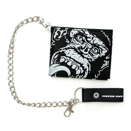 Gas Monkey Chain Wallet