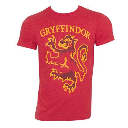 7d567e62 Official HARRY POTTER Gryffindor Red Tee Shirt: Buy Online on Offer