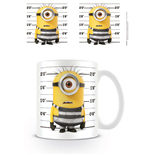 Despicable Me 3 Mug Line Up Minion