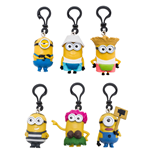 Despicable Me 3 Clip-On Keychain 8 cm Display (24)
