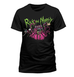 Rick and Morty T-Shirt Monster Slime
