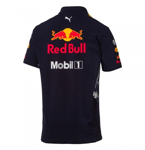 red bull racing 2017 team polo for only at merchandisingplaza uk. Black Bedroom Furniture Sets. Home Design Ideas