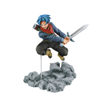 Dragonball Super Soul x Soul Figure Trunks 12 cm