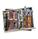 Harry Potter 3D Puzzle Diagon Alley