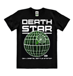 Star Wars Rogue One Easy Fit Organic T-Shirt Death Star