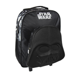 Star Wars 3D Trolley Backpack Darth Vader