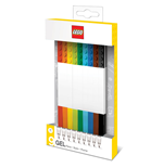 LEGO Gel Pens 9-Pack Bricks