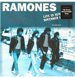 Vynil Ramones - Live In New York November 14Th 1977