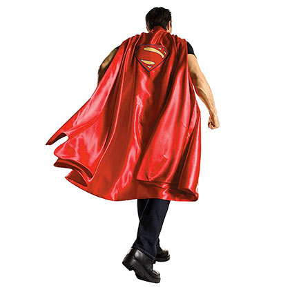 SUPERMAN Deluxe Men's Cape