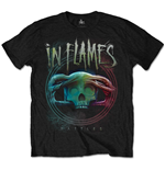 In Flames Mens Tee: Battles Circle