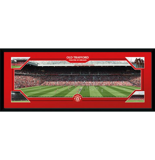 Manchester United FC Print 264995
