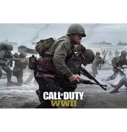 Official Call Of Duty Poster 265194: Buy Online On Offer
