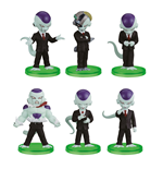 Dragonball Z WCF ChiBi Figures 6 cm Assortment Frieza Boss Style (25)