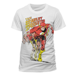 The Flash T-Shirt Scarlet Speedster