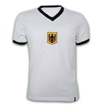 Germany 1970\'s Short Sleeve Retro Shirt 100% cotton