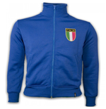 Italy 1970\'s Retro Jacket polyester / cotton