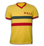 Mali 1980\'s Short Sleeve Retro Shirt 100% cotton
