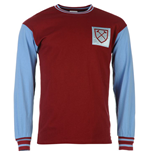 Score Draw West Ham 1966 Home Long Sleeve Shirt
