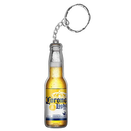 Official Corona Light Beer Bottle Keychain Opener Buy