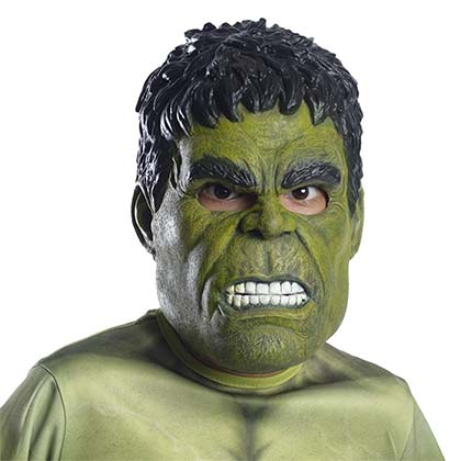 Hulk Youth Mask