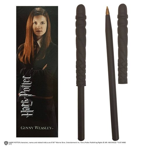 Harry Potter Pen & Bookmark Ginny