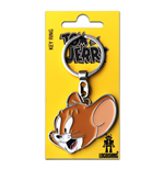 Tom & Jerry Metal Keychain Jerry