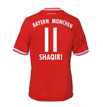 2013-14 Bayern Munich Home Shirt (Shaqiri 11) - Kids