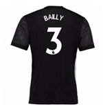 2017-18 Man Utd Away Shirt (Kids) (Bailly 3)