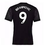 2017-18 Man Utd Away Shirt (Kids) (Ibrahimovic 9)
