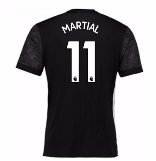2017-18 Man Utd Away Shirt (Kids) (Martial 11)