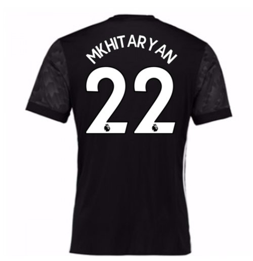 2017-18 Man Utd Away Shirt (Kids) (Mkhitaryan 22)