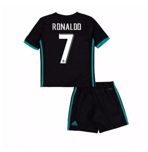 best website eb6bf 92595 2017-18 Real Madrid Away Mini Kit (Ronaldo 7)