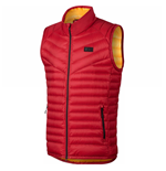2017-2018 AS Roma Nike Authentic Down Vest (Team Red)