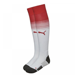 2017-2018 Arsenal Home Football Socks