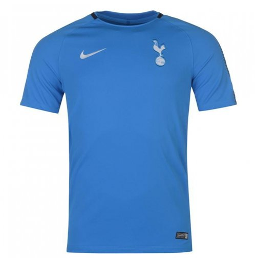 2017-2018 Tottenham Nike Training Shirt (Blue) - Kids
