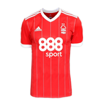 2017-2018 Nottingham Forest Adidas Home Football Shirt