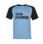 2017-2018 Newcastle Puma Training Shirt (Blue)