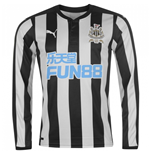 2017-2018 Newcastle Home Long Sleeve Shirt