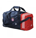 2017-2018 Bayern Munich Adidas Team Bag (Navy)