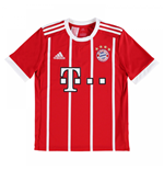 2017-2018 Bayern Munich Adidas Home Shirt (Kids)