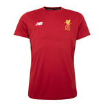 2017-2018 Liverpool Training Shirt (Red) - Kids
