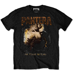 Pantera Men's Tee: Original Cover