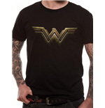 Wonder Woman T-shirt - Main Logo