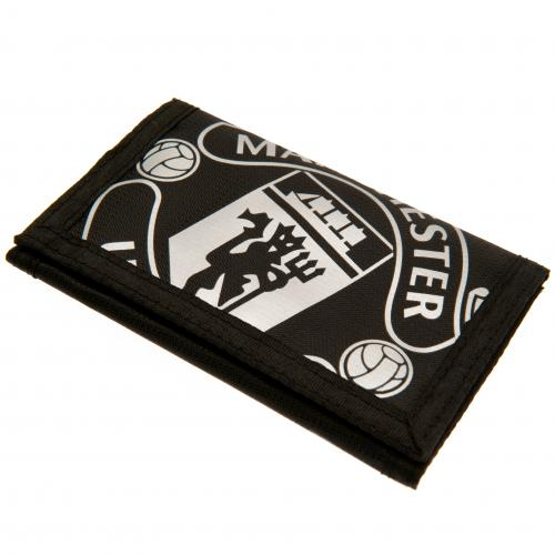 Manchester United F.C. Nylon Wallet RT