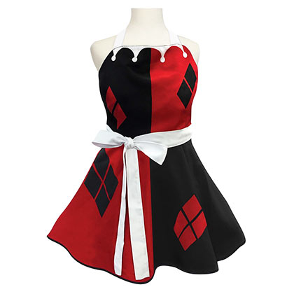 HARLEY QUINN Fashion Apron