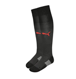 2017-2018 Arsenal Third Football Socks Black