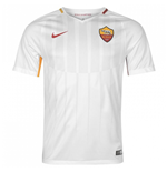 2017-2018 AS Roma Away Nike Football Shirt (Kids)