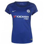 2017-2018 Chelsea Home Nike Ladies Shirt